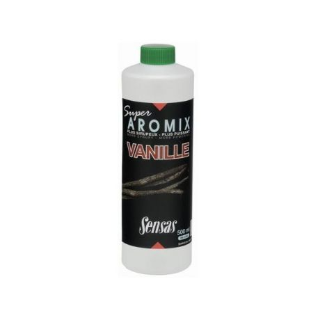 Sensas Aromix 500ml Super Vanille