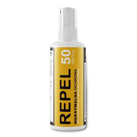 Pyramid Repel 50 DEET free cytrusowy 120 ml