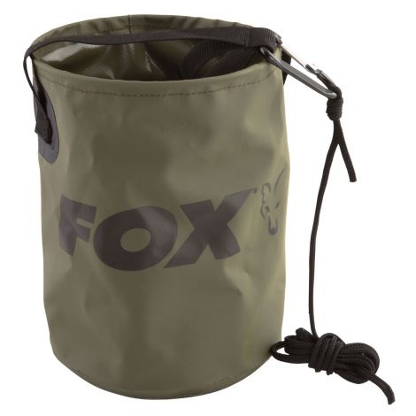 Fox czerpak do wody Collapsible Water Bucket 4,5l