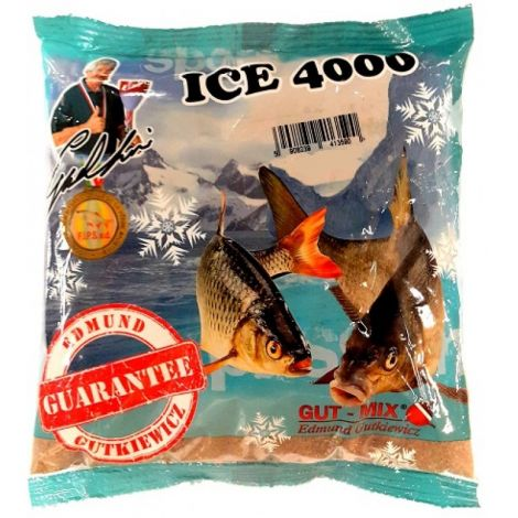 Gut-mix Płoć Czarna Ice 4000 500g