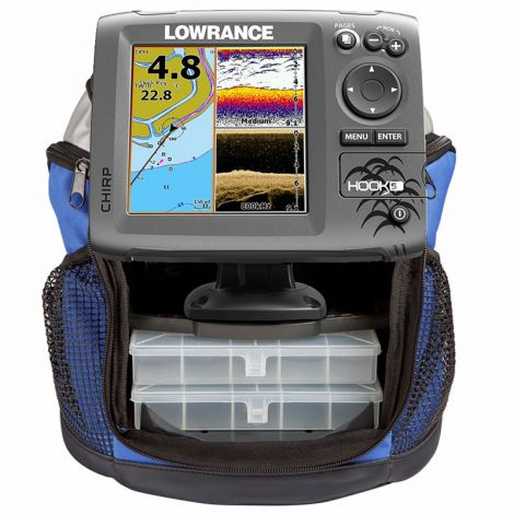 Lowrance HOOK-5 Ice Machine 83/200 [kHz]