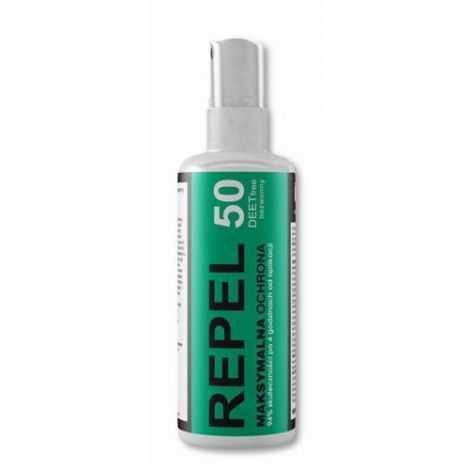 Pyramid Repel 50 Deet free bezwonny 60 ml