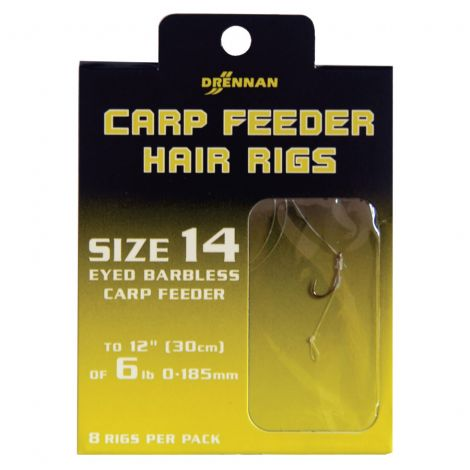 Drennan Carp feeder Hair Rig Nr10/0,20mm