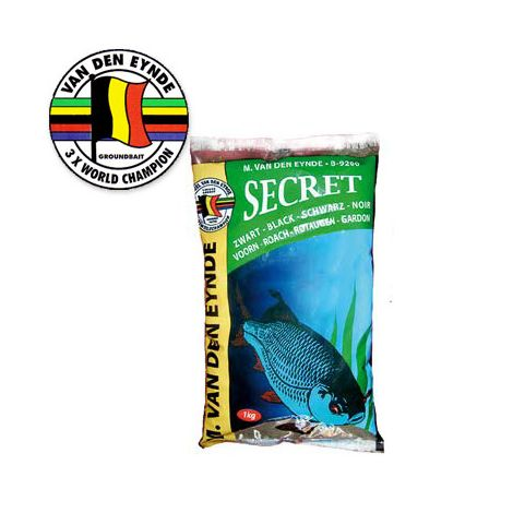 MVDE zanęta 1kg Secret Black