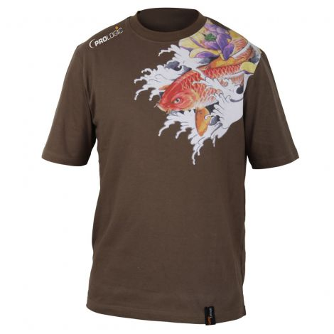 Prologic Koi Carp Tatoo Tee T-Shirt L
