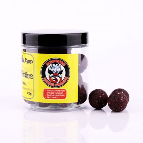 Genesis Hookers Perfect Line 20mm Bloodworm
