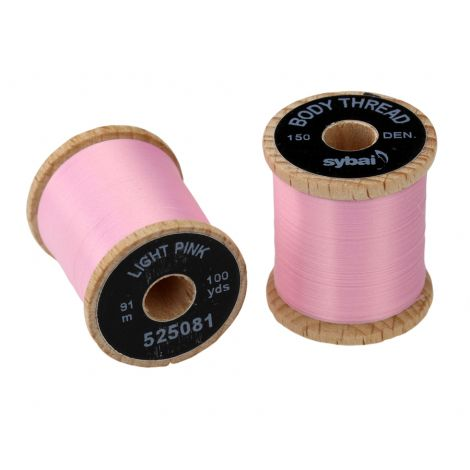 Sybai Nić Body Thread 100y Light Pink