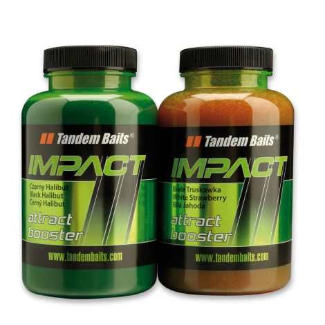 Tandem Baits Impact Attract Booster Miodowy Syrop