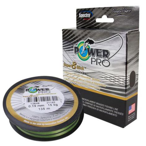 Power Pro Super 8 Slick Aqua Green 0,23mm/135m