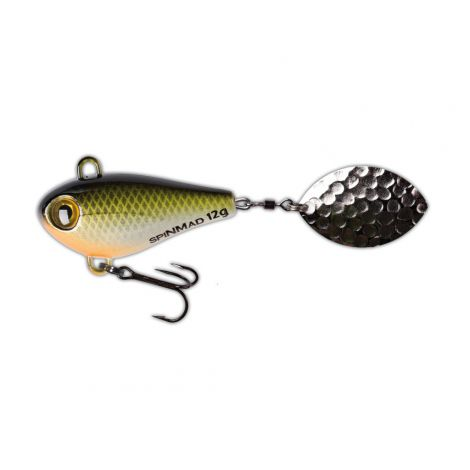 SpinMad Tail Spinner Jigmaster 12g 1414