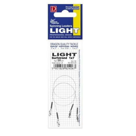 Dragon Light Surfstrand 1x7 9kg/15cm