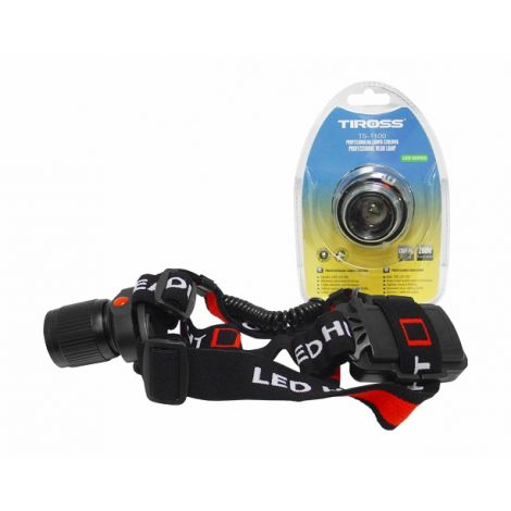 Mactronic Latarka LED Cree 3W Zoom
