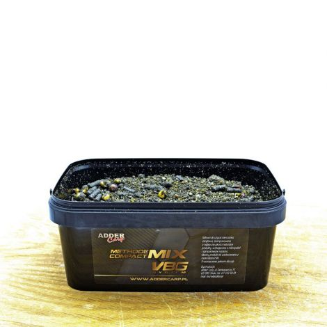 Adder Carp Method Compact Mix 1kg Squid-Krab