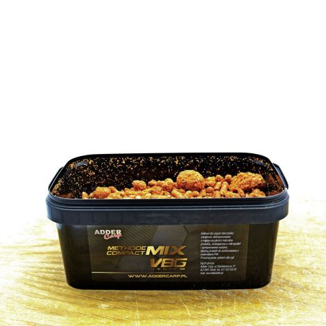 Adder Carp Method Compact Mix 1kg Truskawka-Łosoś