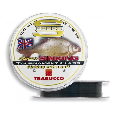 Trabucco S-Force Match Sinking 0,20mm / 150m